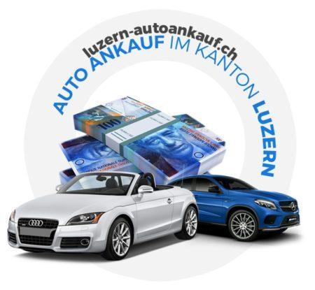Autoankauf in Luzern LU