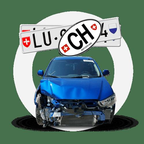 Unfallwagen Ankauf Luzern